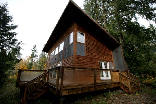 58MBR - 58MBR Beautifully Designed Cabin near Mt. Baker has WiFi - Glacier - rentals