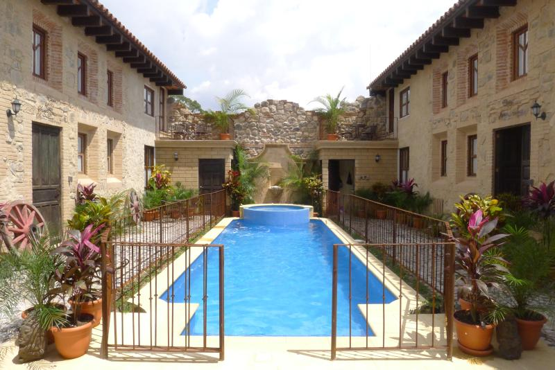 Central, Exquistely decorated Homes (Pool & Hotub) - Image 1 - Antigua Guatemala - rentals