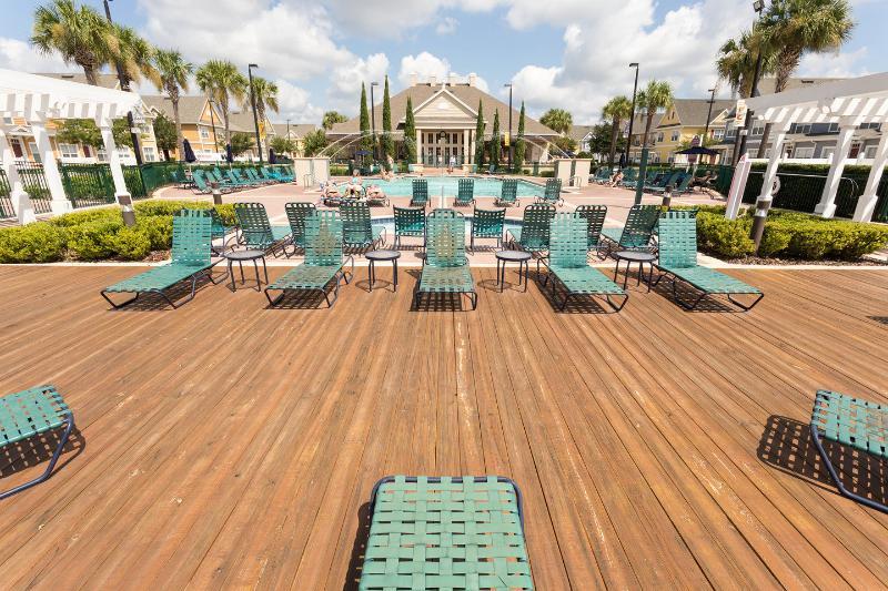 The Club House Pool - Villas at Seven Dwarfs 24 - Kissimmee - rentals