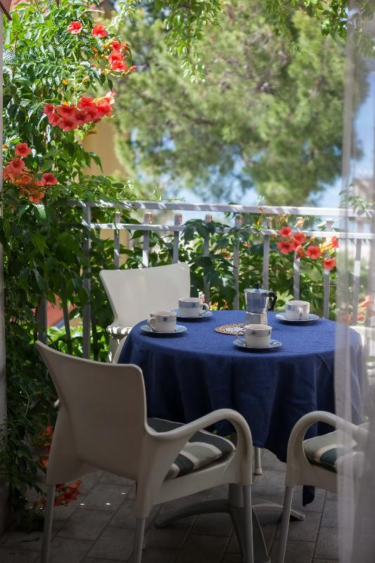 terrace - Design with a mediterranean touch - Sibenik - rentals