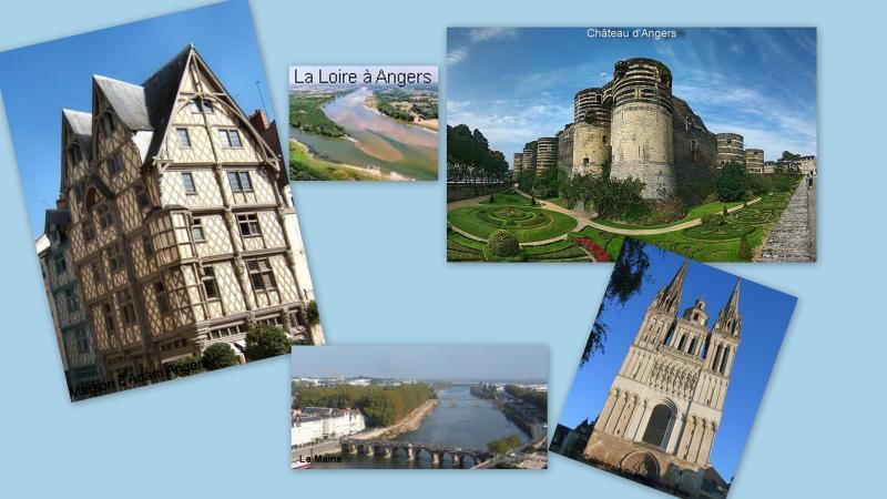 L'anjou, notre belle région à visiter - ESCAL' ANGEVINE - Bouchemaine - rentals
