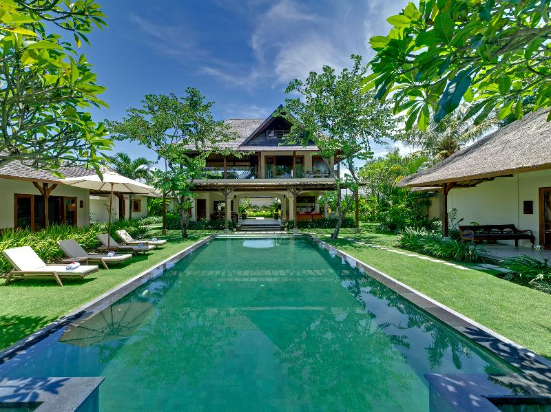 Villa Asmara - View across pool to main house - Villa Asmara - an elite haven - Bali - rentals