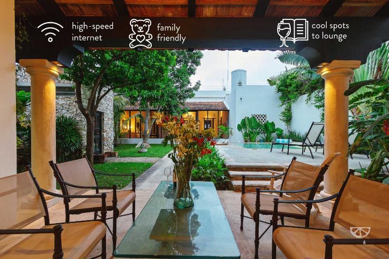 Escape into Stunning Luxury in Merida - Image 1 - Merida - rentals