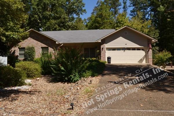 Front v1 - 40AlicWy | Lake Pinda Area | Home | Sleeps 4 - Hot Springs Village - rentals