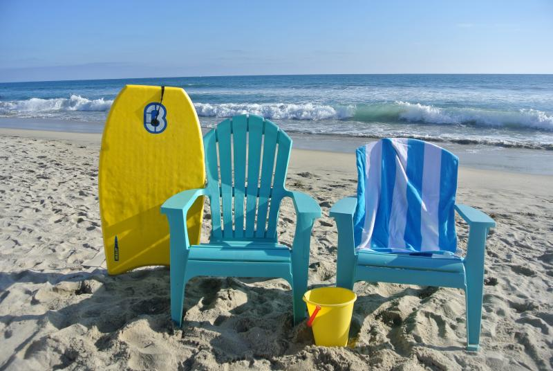 Fun Family Beachfront Beach House - Huge Fun Beachfront Home Private Beach, Fire Ring - Oceanside - rentals