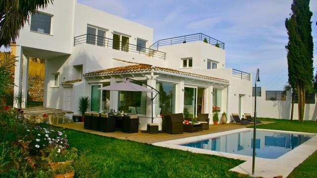 Villa White View - Image 1 - Marbella - rentals