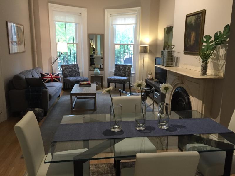 Elegant new brownstone  renovation - Image 1 - Boston - rentals