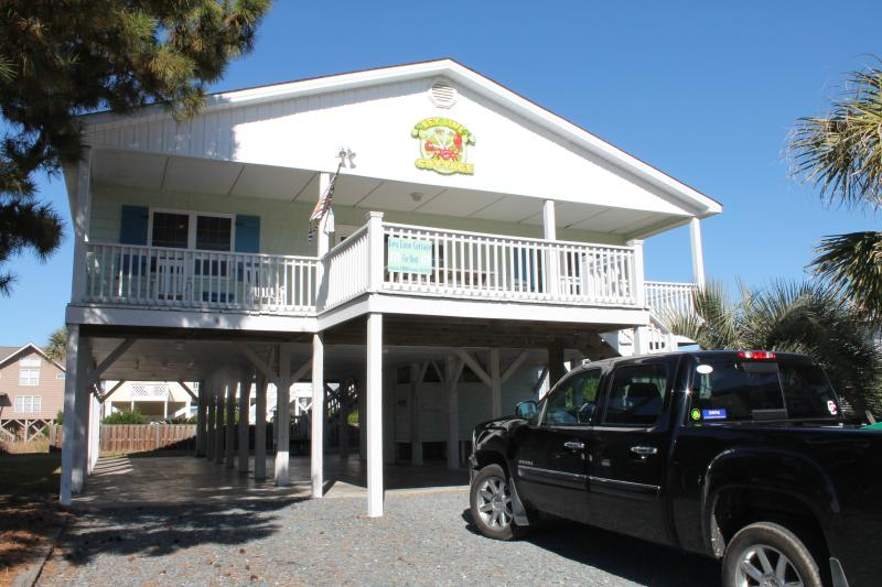 Keylime Cottage - Keylime Cottage - Ocean Isle Beach Gem! - Ocean Isle Beach - rentals