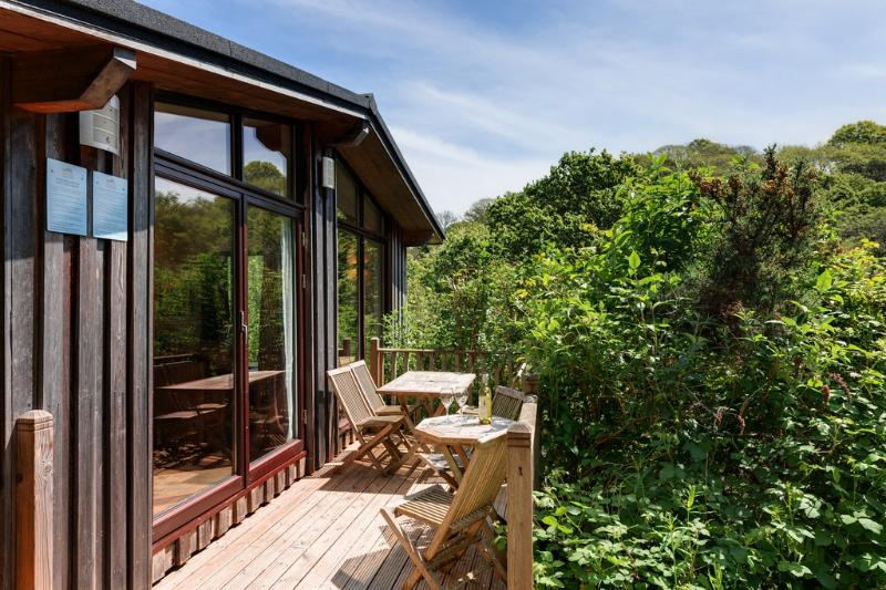 Spindrel At Gara Mill located in Slapton, Devon - Image 1 - Dartmouth - rentals