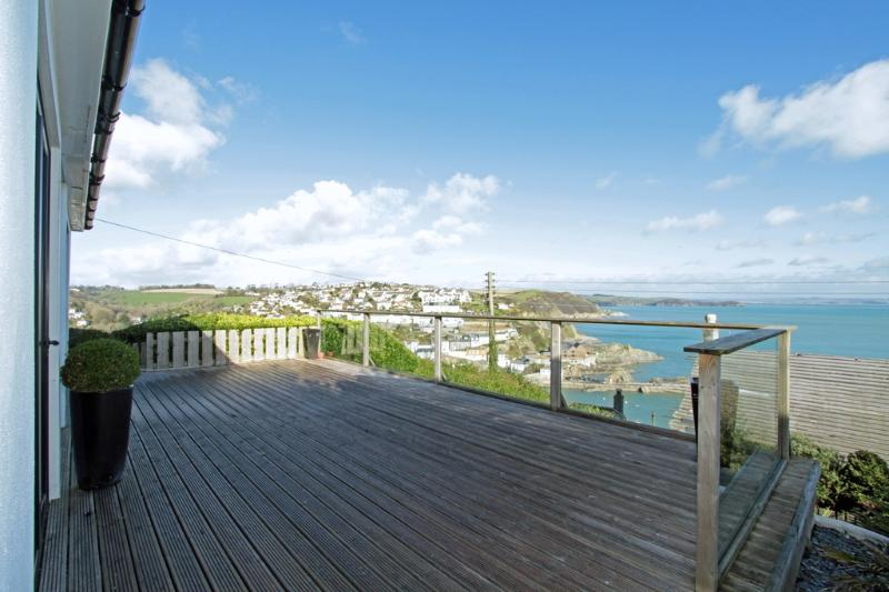 Harbour Heights House located in Mevagissey, Cornwall - Image 1 - Mevagissey - rentals