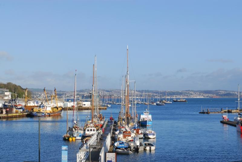 56 Moorings Reach located in Brixham, Devon - Image 1 - Brixham - rentals