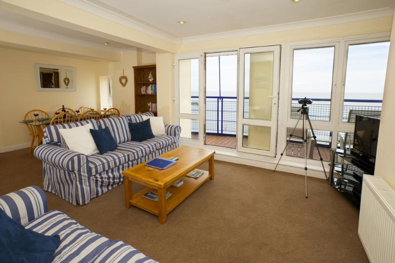 The View, Sandown located in Sandown, Isle Of Wight - Image 1 - Newquay - rentals