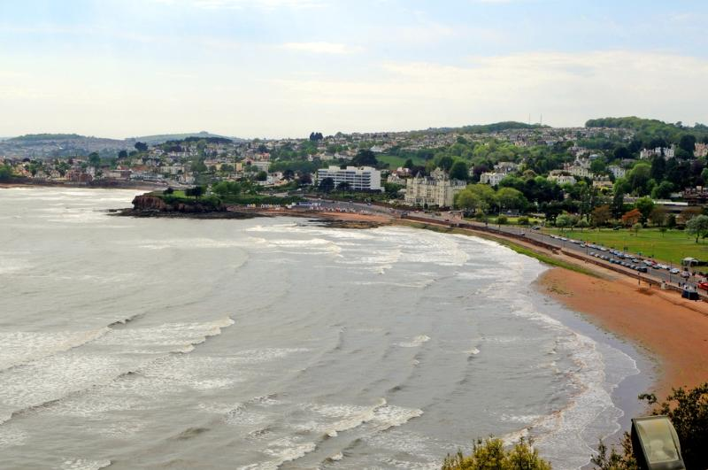 Riviera Mansion, The Apartment located in Torquay, Devon - Image 1 - Torquay - rentals