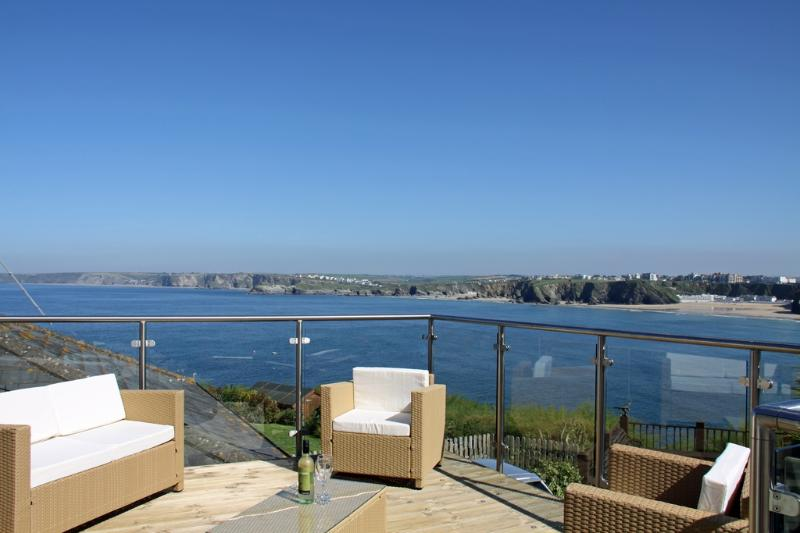Sea View House located in Newquay, Cornwall - Image 1 - Newquay - rentals