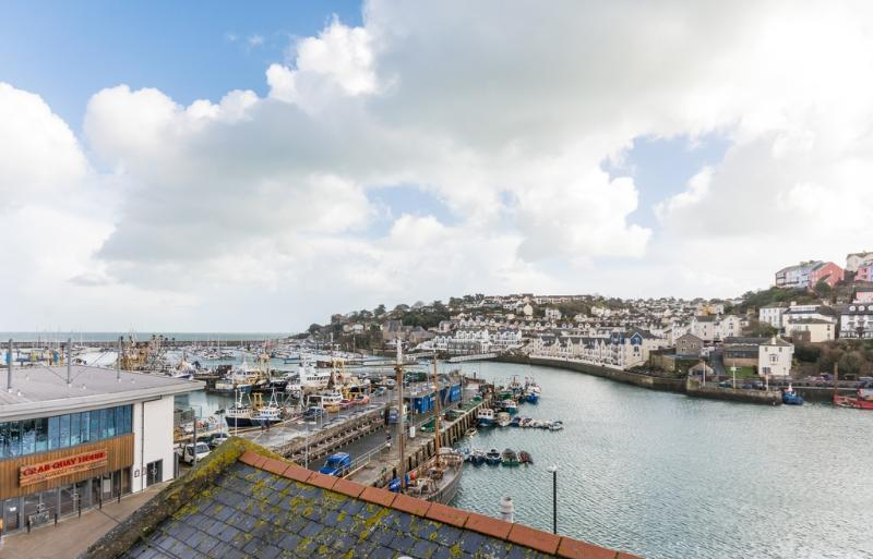 Pilgrims Cottage located in Brixham, Devon - Image 1 - Brixham - rentals