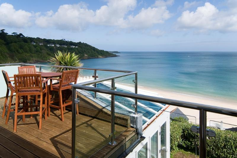 Trencrom Villa located in Carbis Bay, Cornwall - Image 1 - Saint Ives - rentals