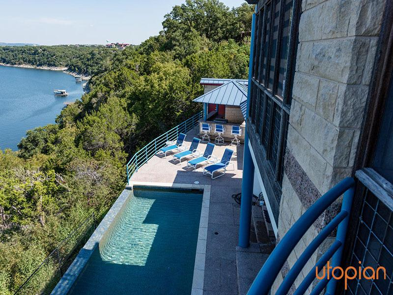 Rockledge House at Lake Travis with Swimming Pool - Image 1 - Austin - rentals