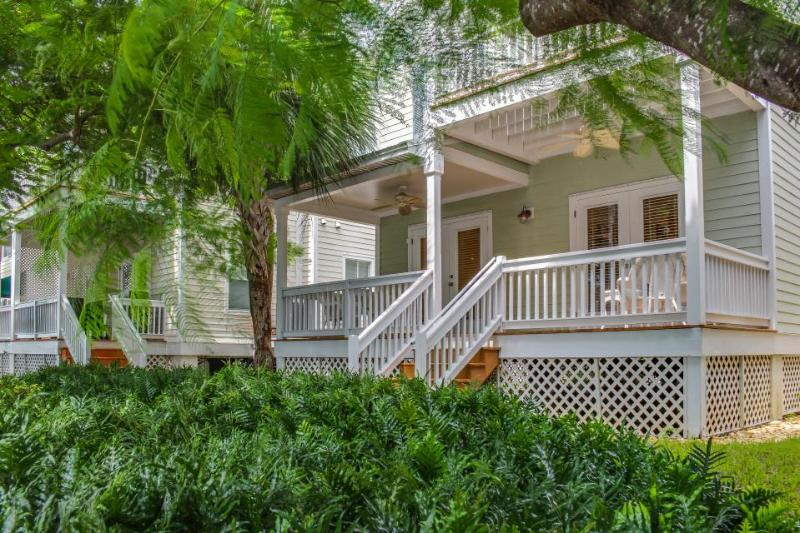 Newly remodeled family home with a shared swimming pool and fitness center! - Image 1 - Key West - rentals