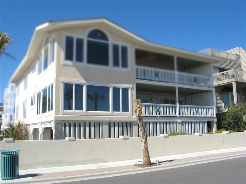 1711-A Strand Avenue - Panoramic Views of Tybee Beach and the Atlantic Ocean - FREE Wi-Fi - Image 1 - Tybee Island - rentals