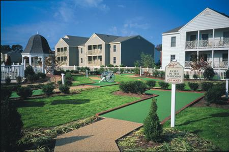Wyndham Kingsgate Resort (3 bedroom lock off) - Image 1 - Williamsburg - rentals
