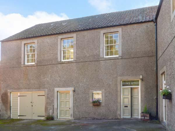 THE ESTATE OFFICE, peaceful location, woodburner, en-suite, walks from the - Image 1 - Belford - rentals