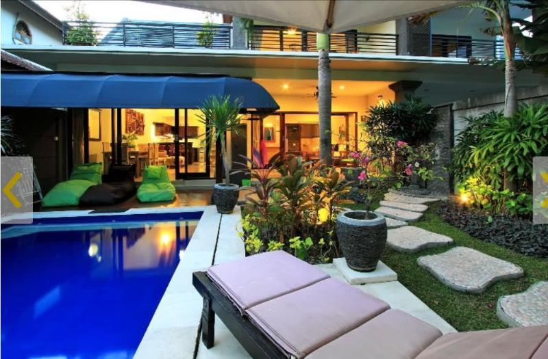 Tunjung Villa, 2Bed Villa, Oasis in Legian/ Kuta - Image 1 - Legian - rentals