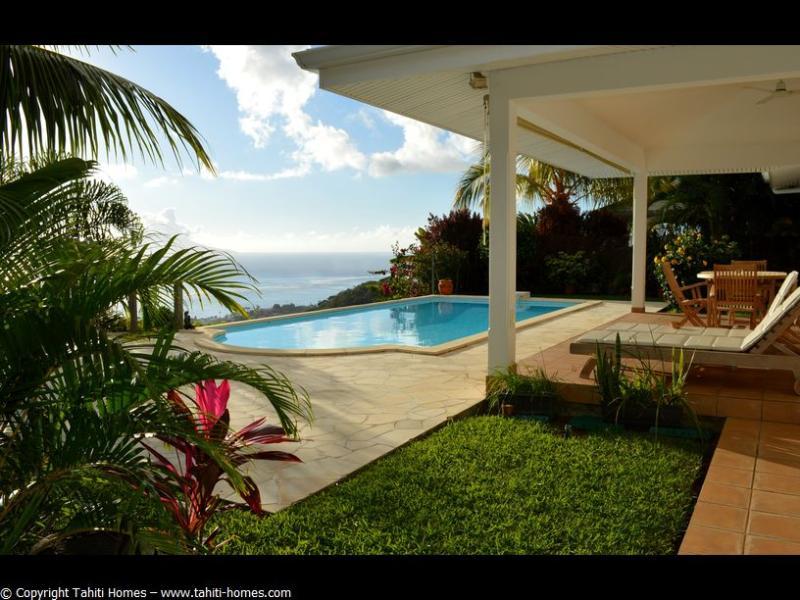 Keishi House - Tahiti - Image 1 - Punaauia - rentals