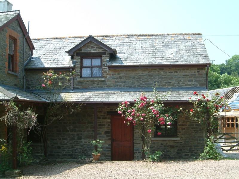 Park Mill Farm Cottage located in Chulmleigh, Devon - Image 1 - Chulmleigh - rentals