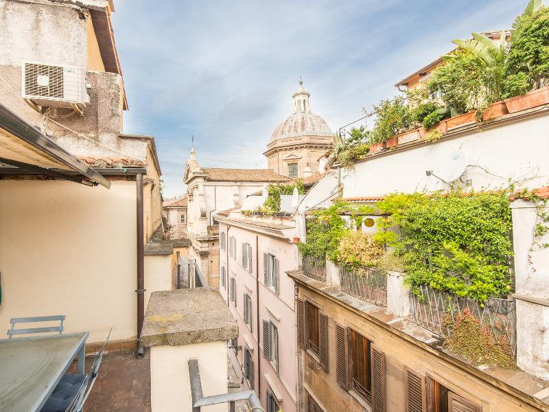 Fori Imperiali Amazing Terrace - Image 1 - Rome - rentals