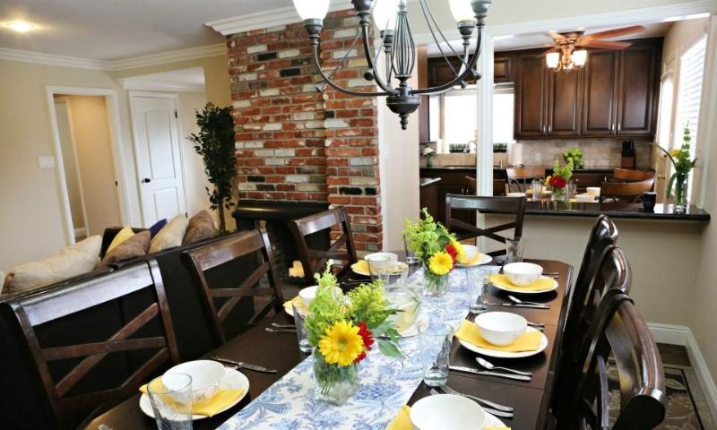 Dining Room - Destination #14 - Anaheim - rentals