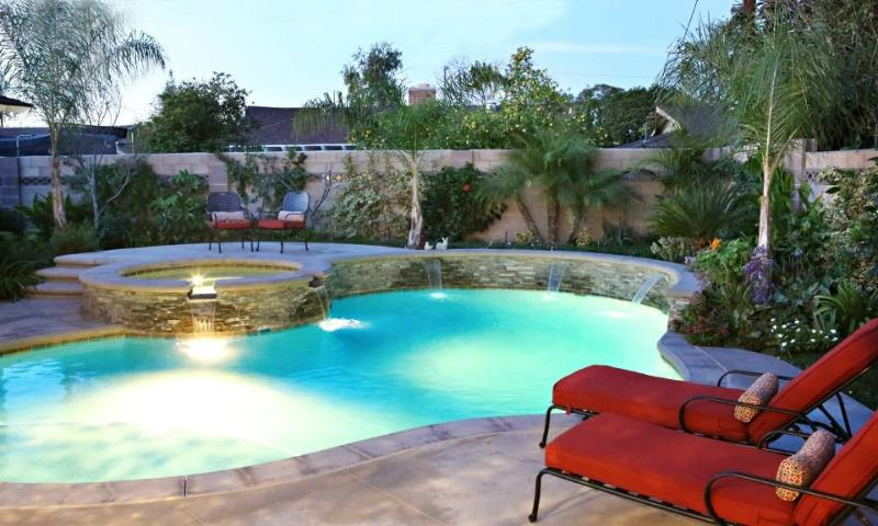 Pool - Destination #23 by Anaheim Vacation House - Anaheim - rentals