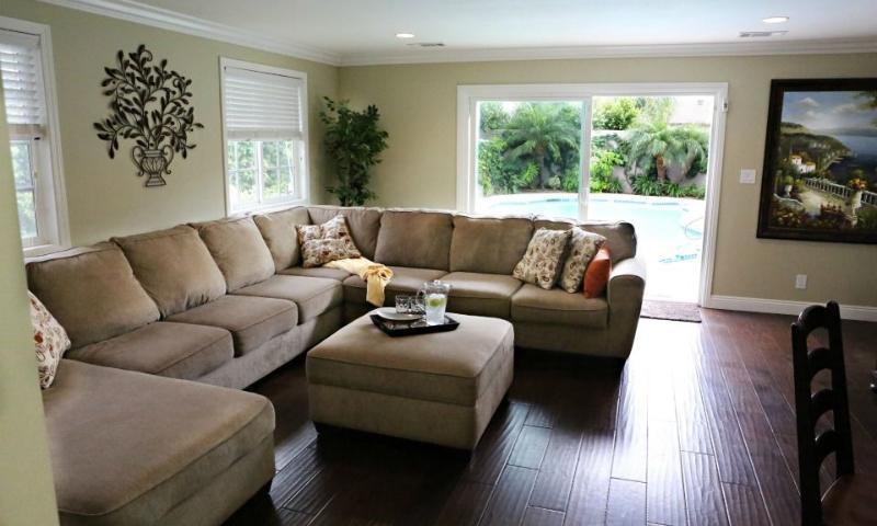 Family Room - Destination #6 by Anaheim Vacation House - Anaheim - rentals
