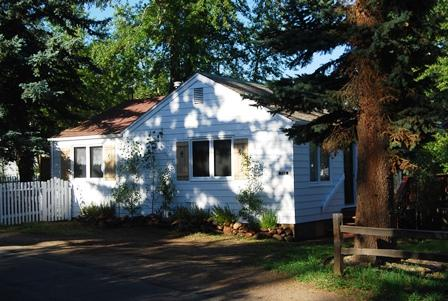 Charming Cottage on a Quiet Street - Our River Cottage - Estes Park - rentals
