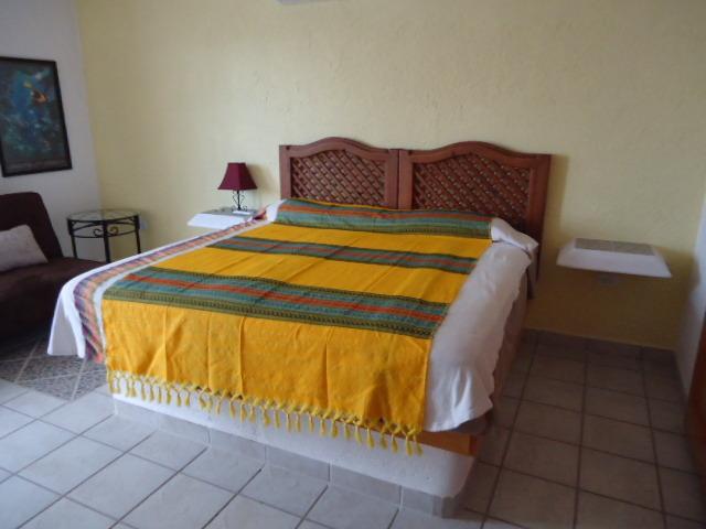 King Bedroom unit 1 - Villas Deja Blue Unit 1 - Cozumel - rentals