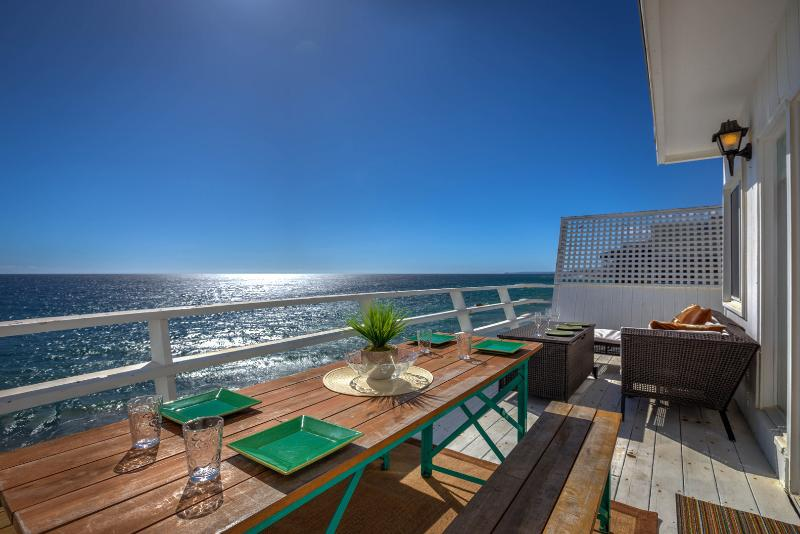 Stunning Oceanfront Malibu Property - Image 1 - Malibu - rentals