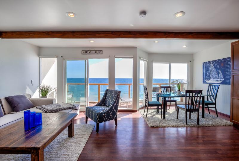 Oceanfront 2 Bedroom Malibu - Views.Views.Views. - Image 1 - Malibu - rentals