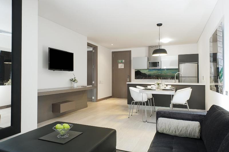 Stunning 3 Bedroom Apartment in Parque 93 - Image 1 - Bogota - rentals