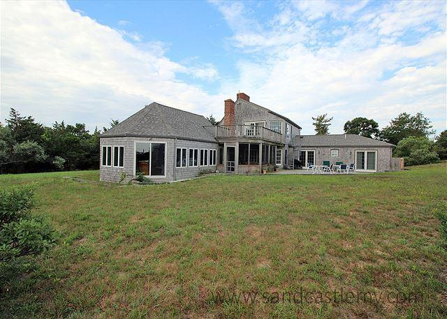 In a lovely, rural setting on the island of Chappaquiddick. - Image 1 - Chappaquiddick - rentals