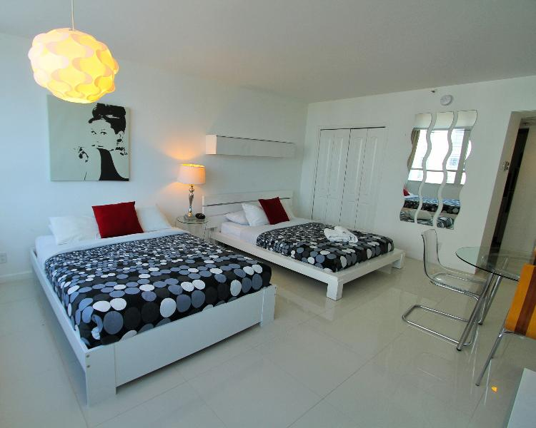 Studio Bay View 509 - Image 1 - Miami Beach - rentals