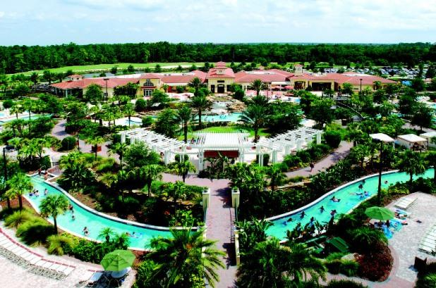 Hotel View - Orange Lake Resort by Holiday Inn Club Disney - Four Corners - rentals