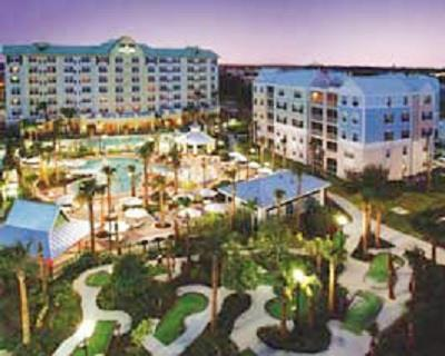 Resort View - Calypso Cay Resort Vacation Villas Kissimmee FL. - Kissimmee - rentals