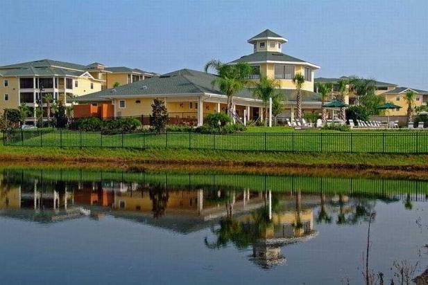 Hotel View - Caribe Cove Resort, Kissimmee, FL - Four Corners - rentals
