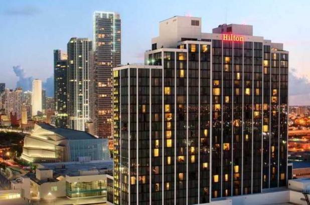 Hotel - Delightful Hilton Miami Downtown, Miami, FL - Miami - rentals