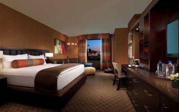 Single Bed Room View - Golden Nugget Hotel & Casino Las Vegas - Las Vegas - rentals