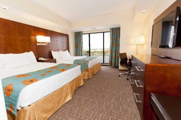 Double Bed Room View - Ramada Plaza Resort and Suites International Drive - Orlando - rentals