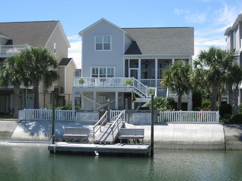 26 Cumberland Street - Cumberland Street 026 - Barefoot - Ocean Isle Beach - rentals