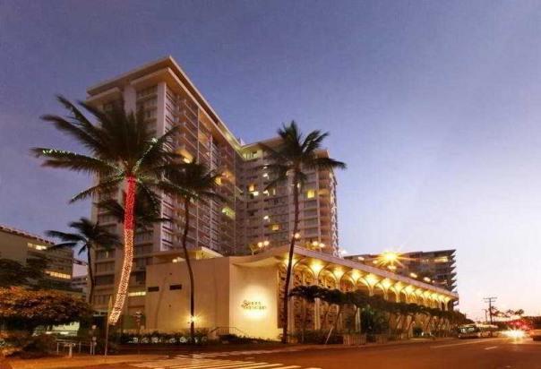 Hotel View - Queen Kapiolani Hotel Honolulu - Honolulu - rentals