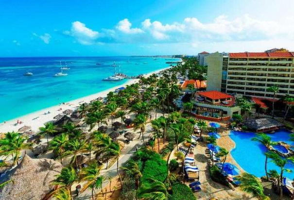 Hotel View - Occidental Grand Aruba All Inclusive Resort - Noord - rentals