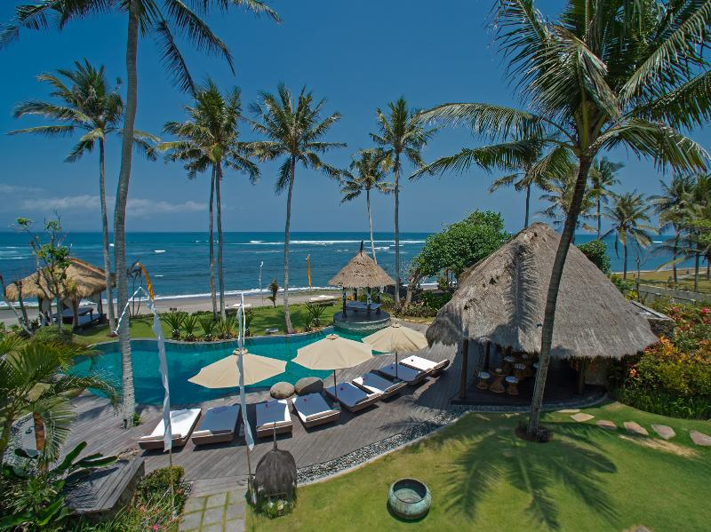 Taman Ahimsa - Pool beachfront - Taman Ahimsa - an elite haven - Bali - rentals