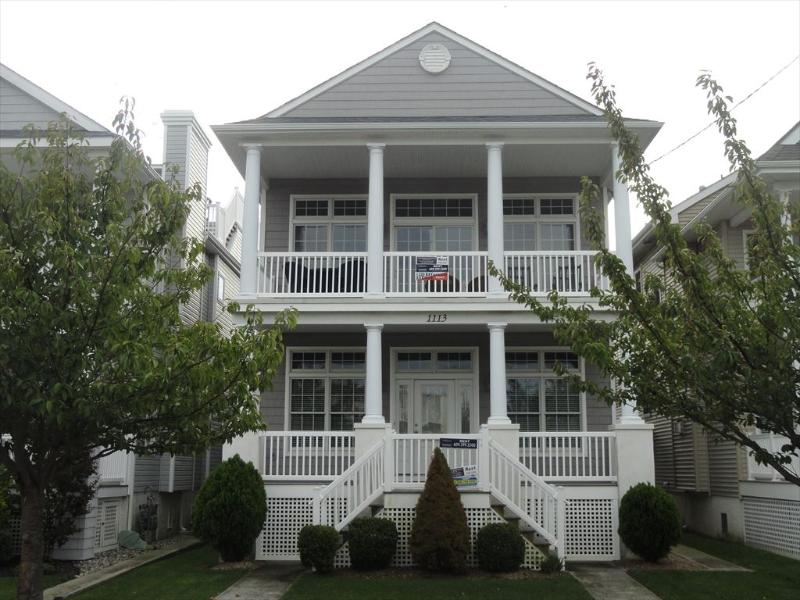 1113 Wesley Avenue 2nd Floor 121434 - Image 1 - Ocean City - rentals